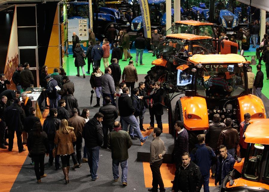 Comienza una nueva edición de Agraria con más empresas y superficie de exposición