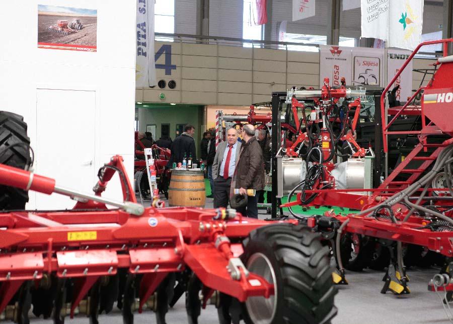 Valladolid prepara la cuarta edición de la feria AGRARIA para febrero de 2015