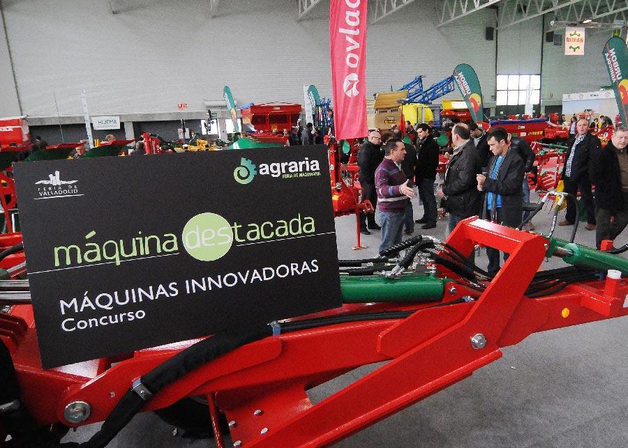 Trece empresas inscriben equipos en el Concurso de Máquinas Innovadoras de AGRARIA