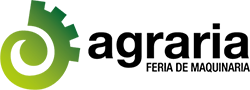AGRARIA · Feria de Maquinaria Logo