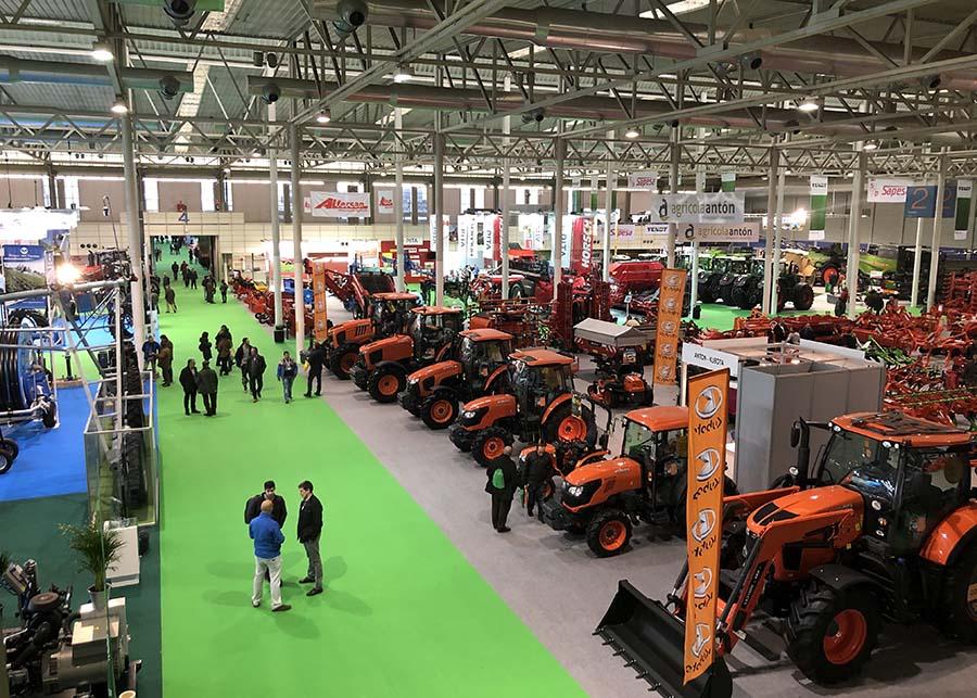 Agraria abre las puertas de una edición con más fabricantes e importadores