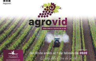 La Feria de Valladolid celebrará un certamen especializado en viñedo en enero de 2020