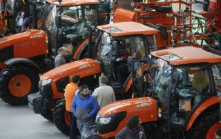 La feria Agraria de Valladolid traslada su edición de 2021 al mes de mayo