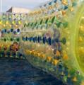 Entretenimiento y diversión en el Parque de Aventuras de la Feria de Muestras