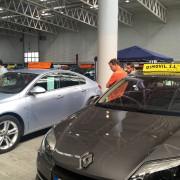 La automoción es protagonista en la Feria de Muestras de Valladolid