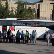 Campaña de donación de sangre en la Feria de Muestras desde el lunes 5