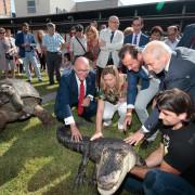 Inaugurada la 82 Feria de Muestras de Valladolid