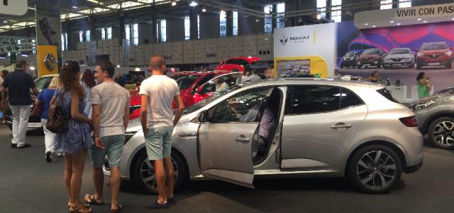 Renault despliega su innovación en la Feria de Muestras