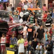 Renault presenta en la Feria de Muestras de Valladolid su nueva gama de vehículos