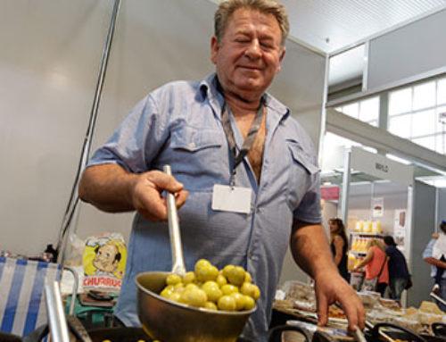 El pabellón de alimentación, uno de los puntos de interés en la Feria de Muestras de Valladolid