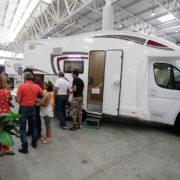 Turismo sobre ruedas en la Feria de Muestras de Valladolid