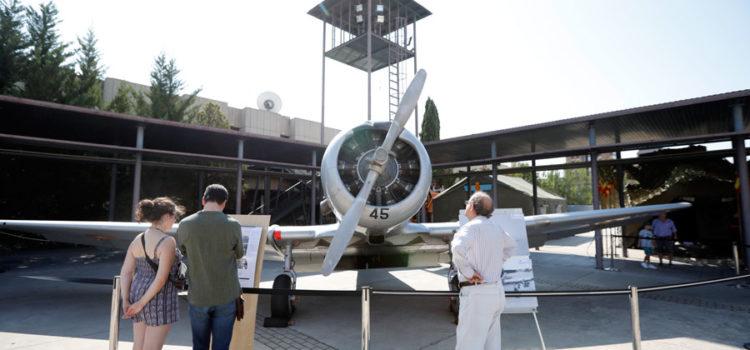 Mandos de Defensa visitan el jueves la Feria de Muestras de Valladolid