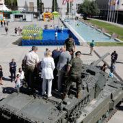 Inaugurada la Feria de Muestras de Valladolid