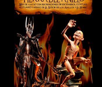 Tierra del Anillo, una exposición sobre el mundo de Tolkien en la Feria de Muestras de Valladolid
