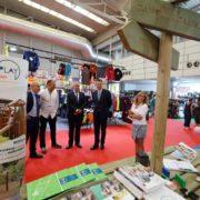 Los equipamientos urbanos de los vallisoletanos Play 360 participan por primera vez en la Feria de Muestras