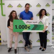 Entregados los premios del sorteo Club Feria de Valladolid