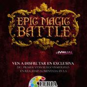 Epic Magic Battle