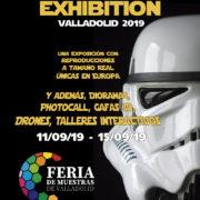 Starcon Exhibition, bienvenido al mundo Star Wars