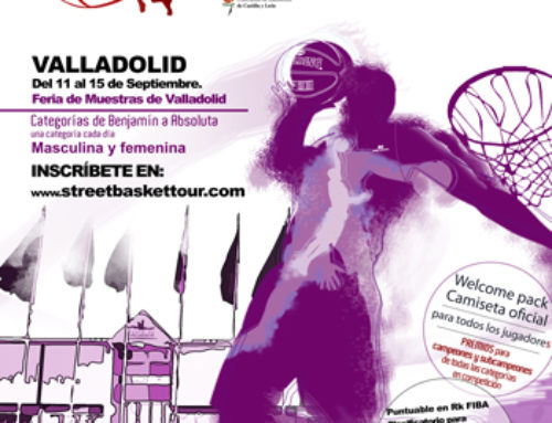 3×3 Street Basket Tour