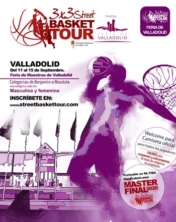 3×3 Street Basket Tour