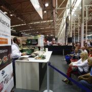 Alimentación y cocina en vivo y en la Feria de Muestras de Valladolid