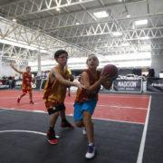 78 equipos participan estos días en el torneo de baloncesto 3×3 Street Basket Tour – Feria de Valladolid