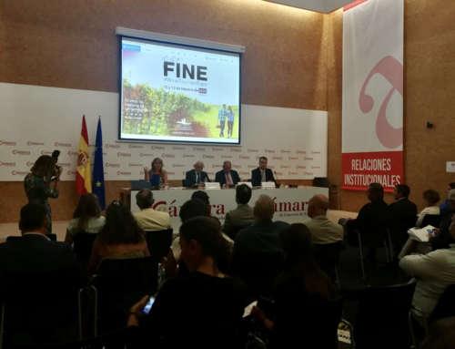 Feria de Valladolid organiza FINE #WineTourismExpo en Cámara Comercio España en Madrid