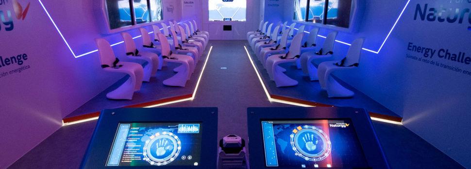 Descubre en Navival el 'Energy Challenge' en el Aula Móvil de la Fundación Naturgy