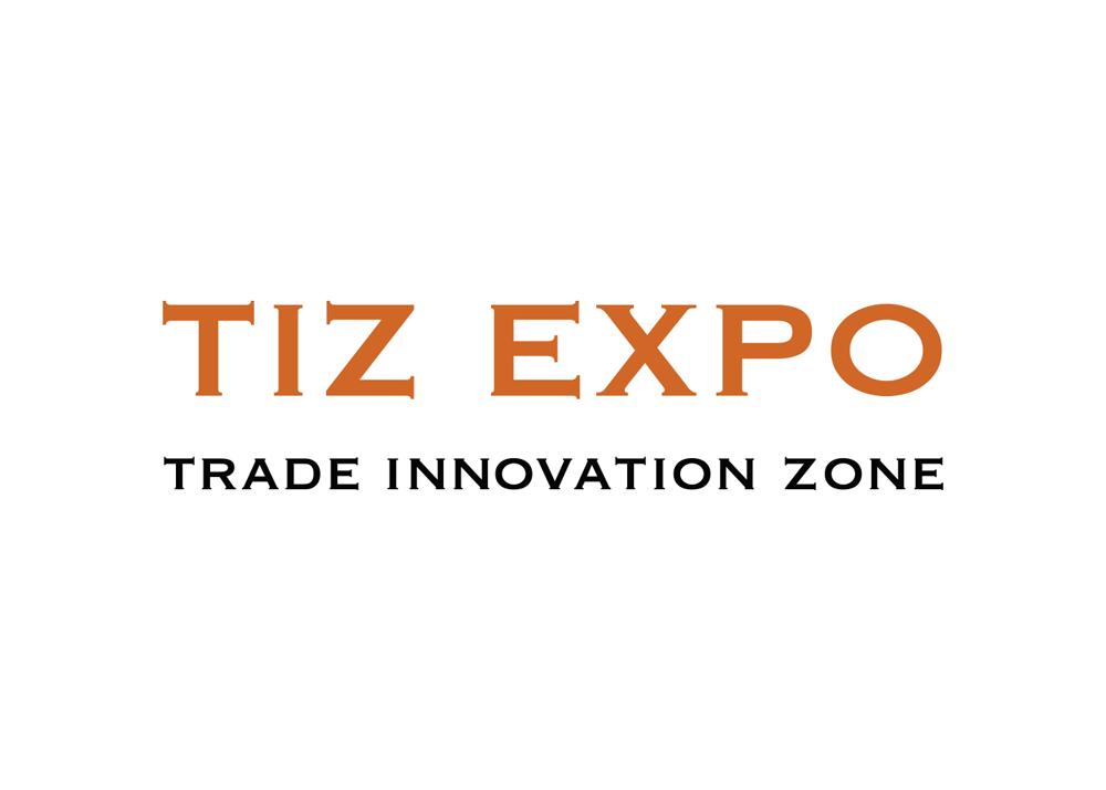 Logotipo TIZ EXPO