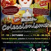 VI Feria del Coleccionismo de Castilla y León los próximos 17 y 18 de octubre