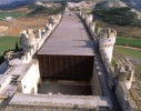 Desde-la-parte-superior-del-castillo-de-Penafiel