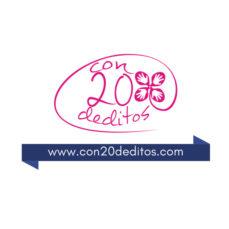20-DEDITOS