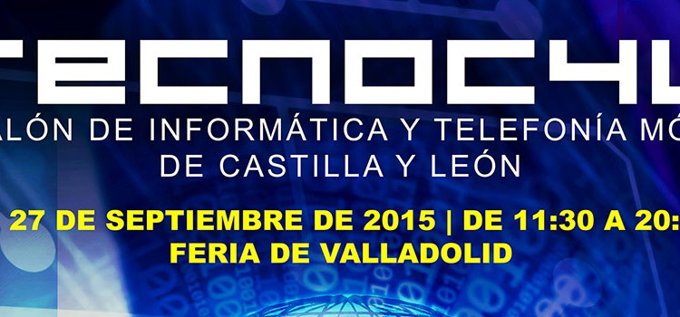 TECNOCYL, primer certamen de CyL dedicado en exclusiva al mundo de la informática y la telefonía móvil