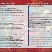 """Un """"ciclón"""" de literatura llega a Valladolid los días 7 y 8 de noviembre"""