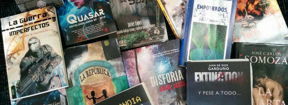 """Taller de creatividad literaria """"Sueños de Escritor"""" en CYLCON 2015"""