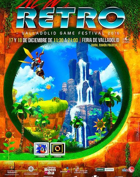 NEW & RETRO VALLADOLID GAME FESTIVAL