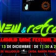 Tercera edición del NEW & RETRO Valladolid Game Festival