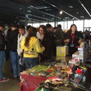 Cuarta edición del NEW & RETRO Valladolid Game Festival en Feria de Valladolid