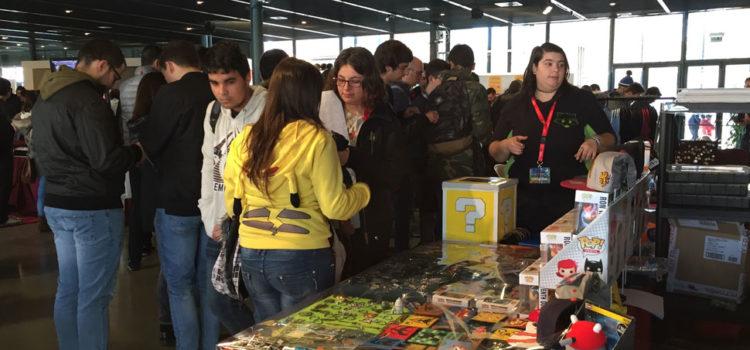 Cuarta edición del NEW & RETRO Valladolid Game Festival