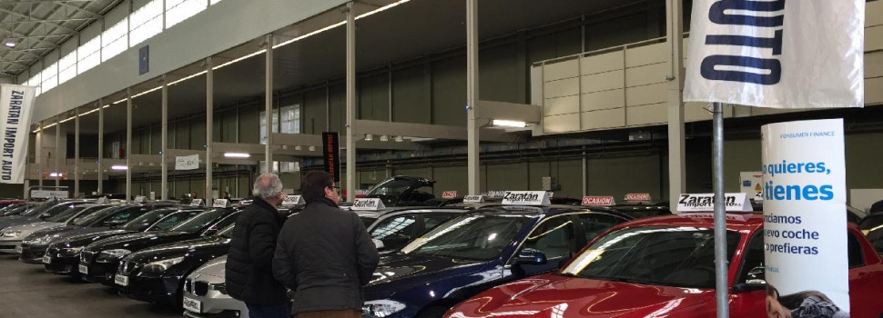 La Feria del Vehículo de Ocasión de Invierno llega a Feria de Valladolid este fin de semana