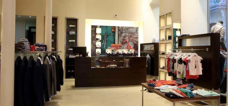 8d9396bccd ... La tienda ropa moda hombre Azzurro viene a la Feria del Stock con  primeras marcas del
