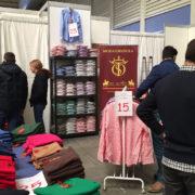 El Soto, moda sport y vestir para caballero en la XVI Feria del Stock
