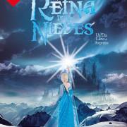 El Musical La Reina de las Nieves vuelve a Feria de Valladolid el próximo 23 de abril