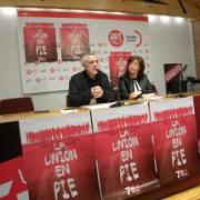 7º Congreso Ordinario de UGT Castilla y León en la Feria de Valladolid