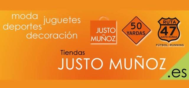 Justo Muñoz acerca a la Feria del Stock sus productos de deporte, hogar y juguetes