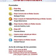 I Premios Competitividad Digital Castilla y León económica
