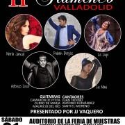 II Festival Flamenco Valladolid el próximo 21 de mayo en Feria de Valladolid