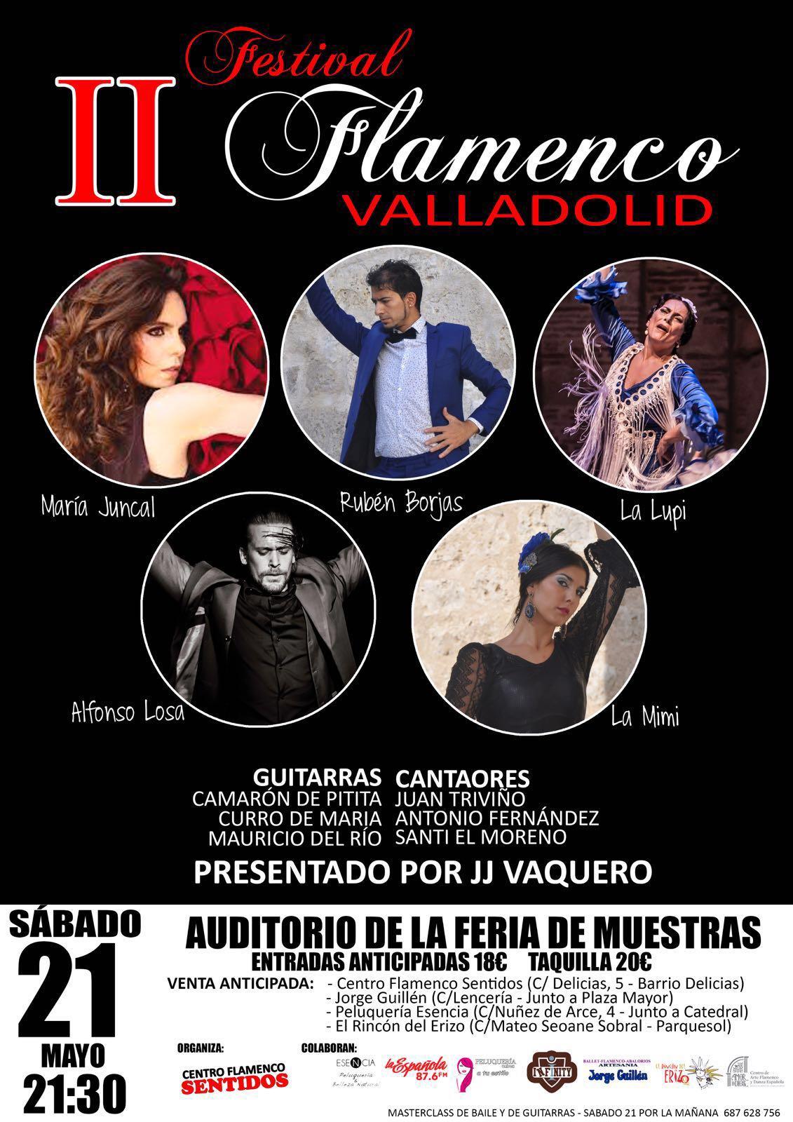 II Festival Flamenco Valladolid