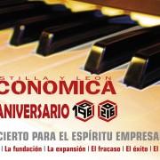 Castilla y León Económica celebra su XX aniversario el 5 de mayo con el 'Concierto para el espíritu empresarial'