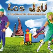 """El nuevo espectáculo infantil de Zascanduri """"Los JU y los juguetes abandonados"""" llega a Feria de Valladolid"""